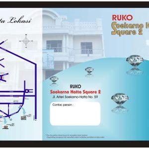 Brosur Ruko Sukarno Hatta P2