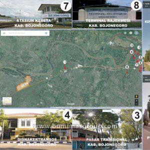 Siteplan Cegungklung Bojonegoro