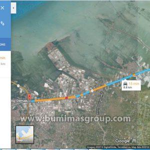 Demak Tol Semarang