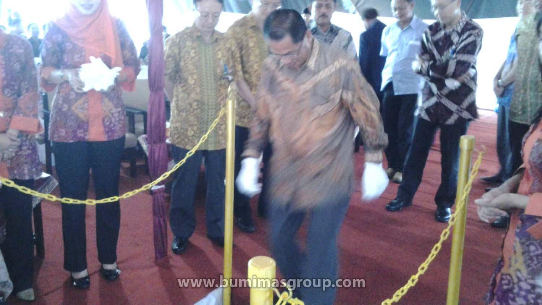 Ground Breaking Atau Peletakan Batu Pertama Pembangunan PT SAMI JF - Lahan Mayong EPZ