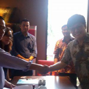 MOU Dengan PT CJ Cheiljedang Feed - Semarang P2