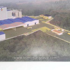 Pabrik Pakan Ternak PT CJ Cheiljedang Feed - Semarang P1