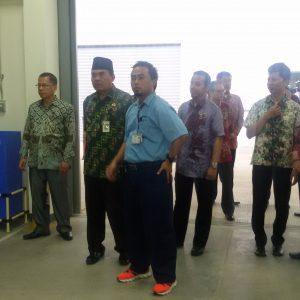Ground Breaking Atau Peletakan Batu Pertama Pembangunan PT SAMI JF - Lahan Mayong EPZ P6