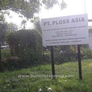 PT Plos Asia