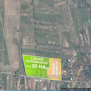 Jatiwangi Siteplan Maps