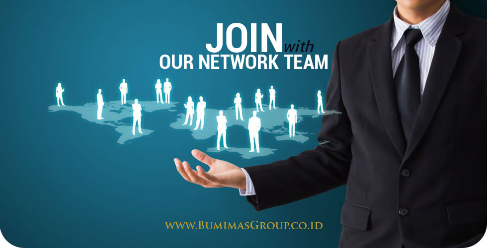 join-with-our-network-team