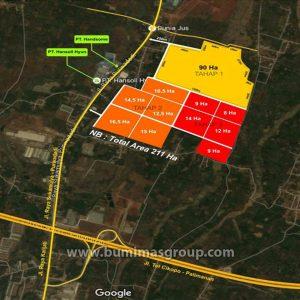 Kalijati Siteplan Maps