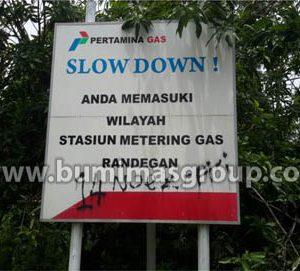Palasah Jaringan Gas P6